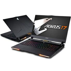 AORUS 17YA-9JP2452SH GIGABYTE(ギガバイト) AORUS 17 YA(Core i9/RTX 2080)- 17.3インチ ゲーミングノートPC [Core i9 / メモリ 32GB / SSD 1TB+HDD 2TB / GeForce RTX 2080]