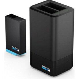 ACDBD-001-AS GoPro MAX デュアル バッテリー充電器 + バッテリー MAX デュアルバッテリーチャージャー