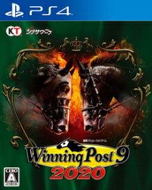 【PS4】Winning Post 9 2020 コーエーテクモゲームス [PLJM-16594 PS4 ウイニングポスト9 2020]