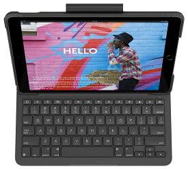 IK1055BK ロジクール iPad(第7世代)用 Bluetoothキーボードケース(グラファイト) Logicool SLIM FOLIO