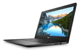 NI375L-9WHBB DELL(デル) Inspiron 15 3593 (ブラック) 15.6型ノートパソコン [ Core i7-1065G7 / 8GB / 512GB(SSD)/ Microsoft Office 2019]