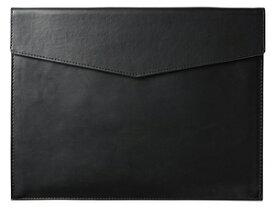 1997LUクロ キングジム ドキュメントケース A4 (ブラック) KING JIM レザフェスU