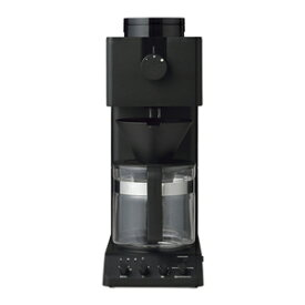 CM-D465B ツインバード 全自動コーヒーメーカー ブラック TWINBIRD [CMD465B]