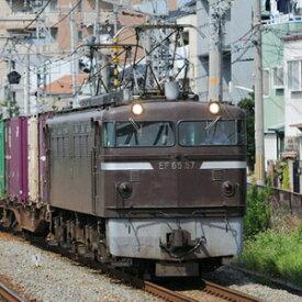 [鉄道模型]ホビーセンターカトー (Nゲージ) 3088-9 EF65 0 JR貨物(茶) タイプ