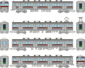 [鉄道模型]トミーテック (N) 鉄道コレクション 東武鉄道9000系9101編成 現行仕様 4両セット