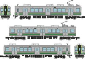 [鉄道模型]トミーテック (N)鉄道コレクション 養老鉄道7700系TQ12編成(緑歌舞伎)3両セットA