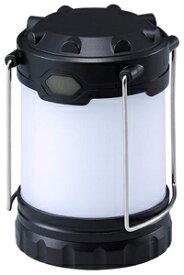 LA9B02BK ヤザワ LEDランタン(ブラック)230ルーメン YAZAWA 2種類の乾電池が使えるランタン [LA9B02BK]