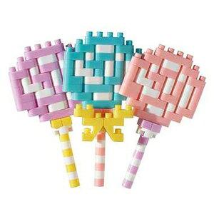 nanoblock(ナノブロック)ロリポップキャンディ【NBC_306】 カワダ