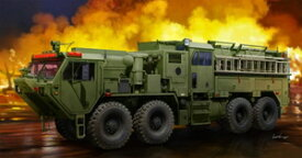 1/35 HEMTT M1142 タクティカル消防車【01067】 トランペッター