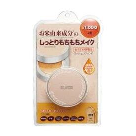 ザフェイスショップ R&Cパーフェクトクッション201 ライトベージュ 銀座ステファニー化粧品 R&C Pクツシヨン201