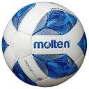 F8A3000 モルテン フットサルボール 3号球 (人工皮革) Molten ヴァンタッジオ3号フットサル3000(ホワイト×ブルー)