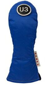 OH062034 オノフ ユーティリティ用ヘッドカバー(ブルー) ONOFF Head Cover OH0620(UT用)