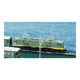 [鉄道模型]カトー 【再生産】(Nゲージ) 3039 EF58初期形大窓 青大将