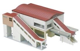 [鉄道模型]カトー 【再生産】(Nゲージ) 23-122 近郊形橋上駅舎