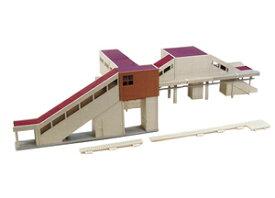 [鉄道模型]カトー 【再生産】(Nゲージ) 23-123 近郊形橋上駅舎拡張セット