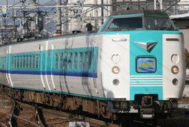 [鉄道模型]カトー (Nゲージ) 10-1642 381系「スーパーくろしお」(リニューアル編成) 3両増結セット