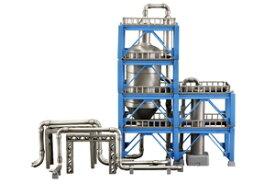 [鉄道模型]PLUM Nonスケール PP082 工業地帯D(精製炉)