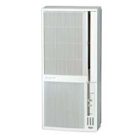 CWH-A1820-WS コロナ 窓用エアコン(冷暖房兼用・おもに4.5〜7畳用 シェルホワイト) CORONA [CWHA1820WS]