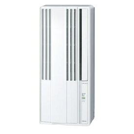 CW-F1620-WS コロナ 窓用エアコン(冷房専用・おもに4〜6畳用 シェルホワイト) CORONA [CWF1620WS]