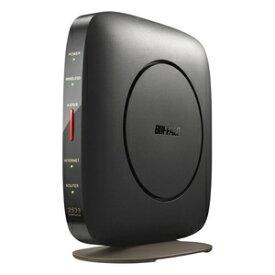 WSR-2533DHP3-BK バッファロー 11ac対応 1733+800Mbps 無線LANルータ(ブラック)(親機単体)