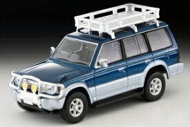 1/64 LV-N206a 三菱パジェロ VR オプション付(青/銀)【311201】 トミーテック