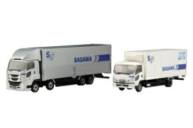 [鉄道模型]トミーテック (N) ザ・トラックコレクション 佐川急便トラックセット