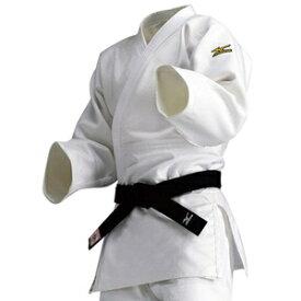 22JM5A18012.5B ミズノ 選手用 柔道衣(新規格)上衣のみ(ホワイト・サイズ:B体・2.5B号) 全柔連・IJF新規格基準モデル