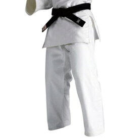 22JP5A18012B ミズノ 選手用 柔道衣(新規格)パンツのみ(ホワイト・サイズ:B体・2B号) 全柔連・IJF(国際柔道連盟)モデル柔道衣