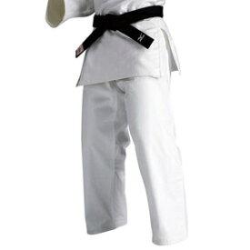 22JP5A18012Y ミズノ 選手用 柔道衣(新規格)パンツのみ(ホワイト・サイズ:Y体・2Y号) 全柔連・IJF(国際柔道連盟)モデル柔道衣