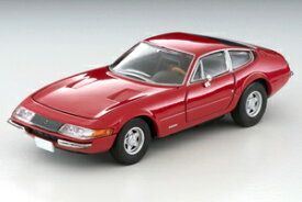 1/64 TLV フェラーリ 365 GTB4(赤)【302148】 トミーテック