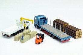 [鉄道模型]トミーテック (N) ザ・トラックコレクション 製材所トラックセット