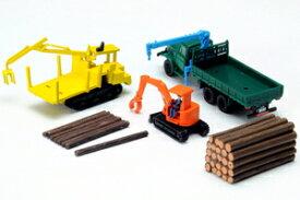 [鉄道模型]トミーテック (N) ザ・トラックコレクション 原木運搬セット