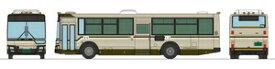 [鉄道模型]トミーテック (N) 全国バスコレクション(JB078)宇野バス