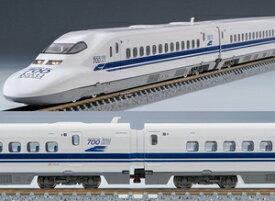 [鉄道模型]トミックス (Nゲージ) 97929 JR 700 0系(ありがとう東海道新幹線700系)セット(16両)【限定品】