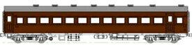 [鉄道模型]トラムウェイ (HO)TW61-02B 国鉄オハフ61ぶどう2号