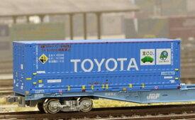 [鉄道模型]朗堂 【再生産】(N) C-4427 U55A-39500番台タイプ トヨタ エコレールマーク付 (3個入り)