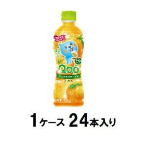 ミニッツメイド Qoo みかん 425ml(1ケース24本入) コカ・コーラ MM QOOミカン 425PX24