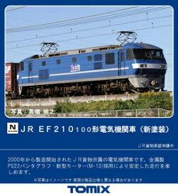 [鉄道模型]トミックス 【再生産】(Nゲージ) 7137 JR EF210-100形電気機関車(新塗装)
