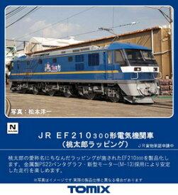[鉄道模型]トミックス 【再生産】(Nゲージ) 7138 JR EF210-300形電気機関車(桃太郎ラッピング)