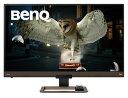 EW3280U BenQ(ベンキュー) 32型ワイド 4K液晶ディスプレイ IPSパネル 4K HDR10 対応 ビデオエンジョイメントモニター