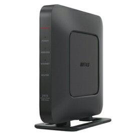 WSR-2533DHPL2-BK バッファロー 11ac対応 1733+800Mbps 無線LANルータ(ブラック)