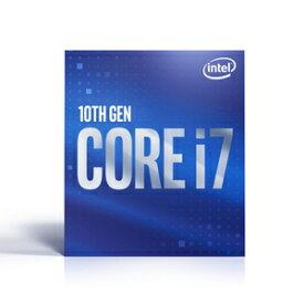 BX8070110700 インテル 【国内正規品】Intel CPU Core i7 10700(Commet Lake-S) 第10世代 インテル CPU