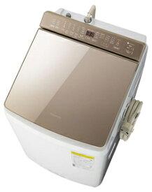 (標準設置料込)NA-FW90K8-T パナソニック 9kg 洗濯乾燥機 ブラウン Panasonic [NAFW90K8T]