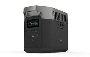 EFDELTA1300-JP エコフロー ポータブル電源 ECOFLOW EFDELTA [EFDELTA1300JP]