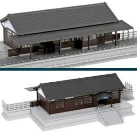 [鉄道模型]カトー (Nゲージ) 23-241 ローカル線の小形駅舎