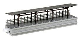 [鉄道模型]カトー (Nゲージ) 23-134 ローカル線の対向式ホーム(屋根付)
