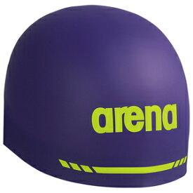 DS-ARN9400-PPL-L アリーナ スイムキャップ【Fina承認】(パープル・サイズ:L) arena AQUAFORCE 3D SOFT シリコンキャップ