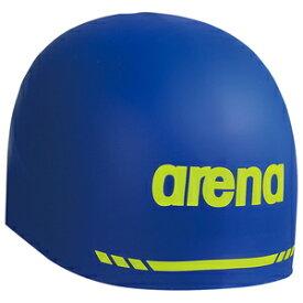 DS-ARN9400-RBLU-L アリーナ スイムキャップ【Fina承認】(Rブルー・サイズ:L) arena AQUAFORCE 3D SOFT シリコンキャップ