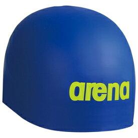 DS-ARN9900-RBLU-L アリーナ スイムキャップ【Fina承認】(Rブルー・サイズ:L) arena AQUAFORCE 3D SOFT シリコンキャップ