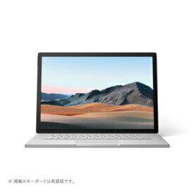 SMV-00018 マイクロソフト 15インチ Surface Book 3(Core i7 / 32GB / 1TB) Microsoft Office Home&Business 2019搭載